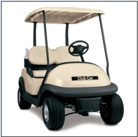 2 Pass Precedent Club Car Beige