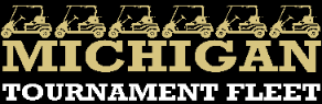 Michigan Tournament Fleet Logo with Cars