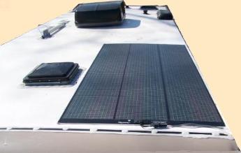 Michigan Tournament Fleet Solar Panel