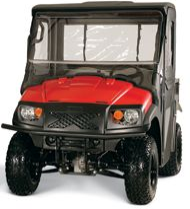 Xrt 950 4x4 ex red with enclosure